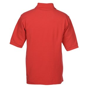 100% Combed Cotton Pique Sport Shirt - Men's