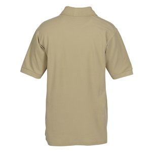 100% Combed Cotton Pocket Sport Shirt - Men's Image 2 of 2