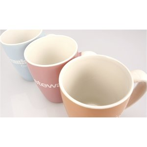 Pastel Two-Tone Mug - 12-1/2 oz. Image 1 of 2