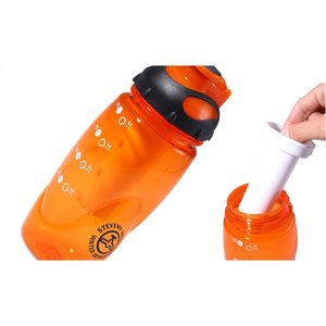 Polycarbonate Sport Bottle - 18 oz. Image 2 of 5
