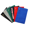 View Extra Image 1 of 2 of Deluxe Hemmed Golf Towel - Colors