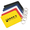 Waterproof Wallet with Key Ring - Opaque Image 2 of 2