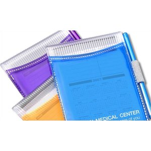 Hard Cover Memo Book - 30 Pages