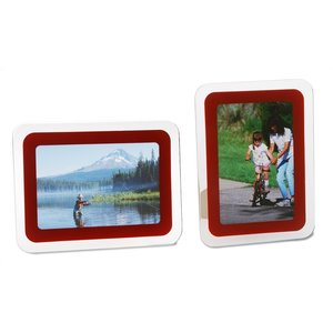Picture-It Glass Photo Frame -  Closeout Image 1 of 3