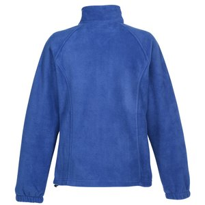 Harriton Full-Zip Fleece - Ladies' Image 1 of 3