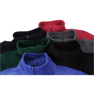 Harriton Full-Zip Fleece - Ladies' Image 3 of 3