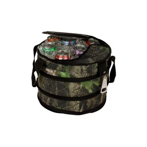 Collapsible Party Cooler - Camo Image 3 of 3