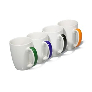 Challenger Ribbon Handle Mug - 11 oz. Image 1 of 1