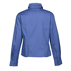 Whisper Twill Shirt - Ladies' Image 2 of 2
