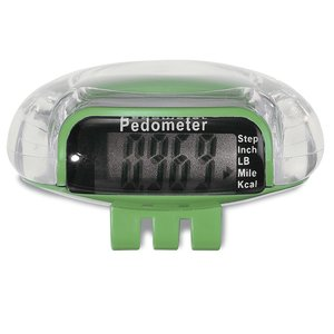 Clearview Pedometer - 24 hr