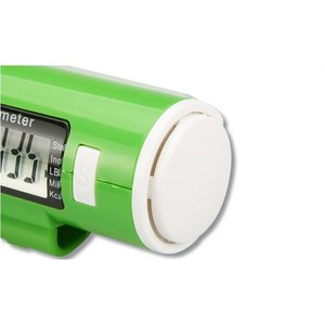 Pedometer with Flashlight and Siren Image 2 of 4