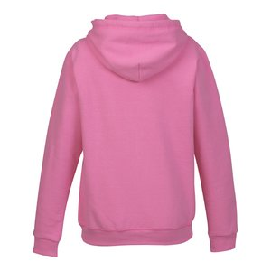 Gildan Full-Zip Hoodie - Ladies' - Embroidered Image 1 of 1