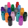 View Extra Image 1 of 2 of Sport Bottle with Push Pull Lid - 20 oz. - Colors - 24 hr