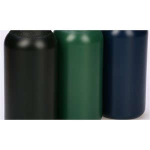 Sport Bottle with Push Pull Lid - 20 oz. - Recycled Image 2 of 2