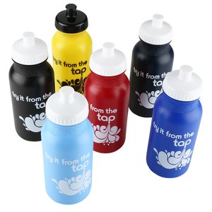 Try Tap Sport Bottle - 20 oz. - Colors Image 1 of 1