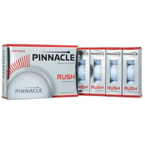 Pinnacle Rush Golf Ball - Dozen Image 1 of 1