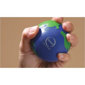 Global Design Stress Ball Image 1 of 1