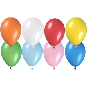 "Balloon - 11"" Standard Colors - 24 hr"