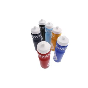 Sport Bottle with Push Pull Lid - 28 oz. - Colors - Fill Me Image 3 of 3