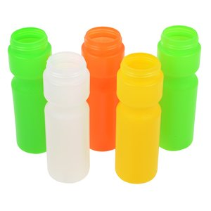 Sport Bottle with Push Pull Lid - 28 oz. Image 2 of 2