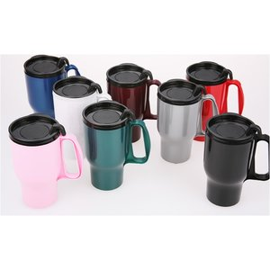 The Traveler Mug – 16 oz. Image 2 of 2