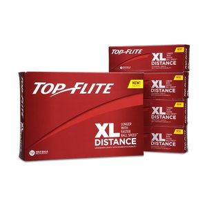 Top Flite XL Distance Golf Ball - Dozen - 24 hr Image 1 of 1