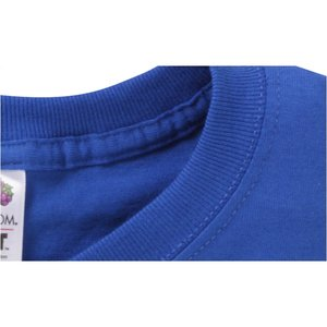 Fruit of the Loom Best 50/50 Pocket T-Shirt - Colors Image 2 of 3