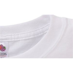 Fruit of the Loom Best 50/50 Pocket T-Shirt - White