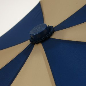 "42"" Folding Umbrella with Auto Open - Alternating"