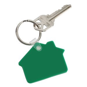 House Soft Keychain - Opaque Image 1 of 1