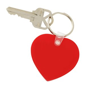 Heart Soft Keychain - Opaque Image 1 of 1