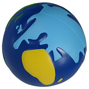 Colorful Earth Stress Reliever - 24 hr Image 1 of 1