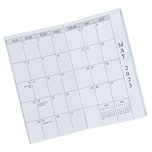 Monthly Pocket Planner – Standard - Translucent Image 1 of 2