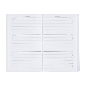Weekly Pocket Planner - Standard - Opaque Image 1 of 1