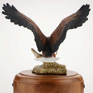 Paramount Porcelain Eagle Award Image 2 of 2