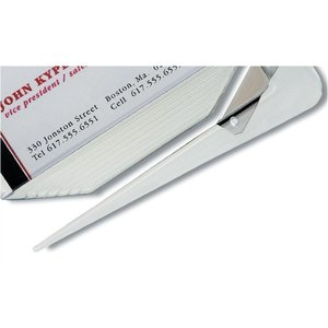 Business Card Zippy Letter Opener - Opaque Image 1 of 2