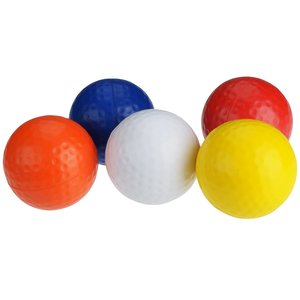 Golf Ball Stress Ball Image 2 of 2