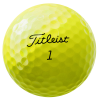 View Extra Image 2 of 2 of Titleist Pro V1 Yellow Golf Ball - Dozen - Factory Direct