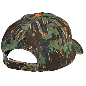 Camouflage Cap - Embroidered Image 1 of 2