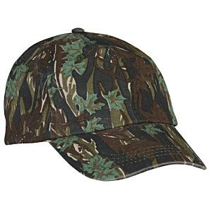 Camouflage Cap - Embroidered Image 2 of 2