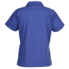 View Extra Image 2 of 2 of Stain Resist Poplin Camp Shirt - Ladies'