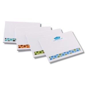 Post-it® Notes - 3x4 - Exclusive - Burst - 50 Sheet