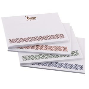 Post-it® Notes - 3x4 - Exclusive - Squares - 25 Sheet Image 1 of 1