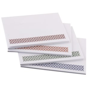 Post-it® Notes - 3x4 - Exclusive - Squares - 50 Sheet