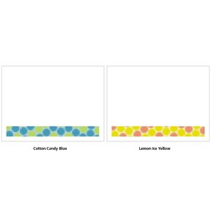 Post-it® Notes - 3x4 - Exclusive -Burst  50 Sheet  Summer Ed Image 3 of 3