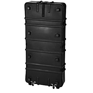 Hard Carry Case with Wheels - Large Image 1 of 3