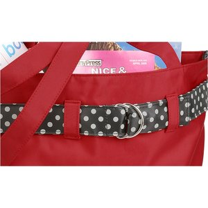 Polka Dot Tote Image 3 of 3