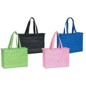 Polypropylene Zip Tote Image 1 of 1