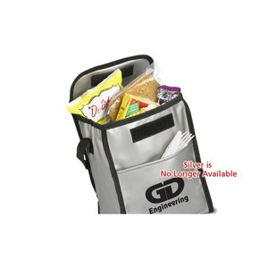 Fusion Simple Lunch Bag - Closeout Image 2 of 2