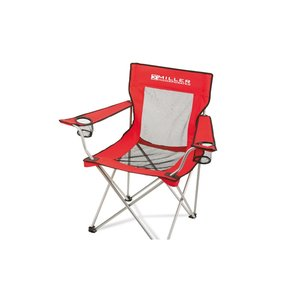Mesh Folding Chair with Carrying Bag Image 2 of 6